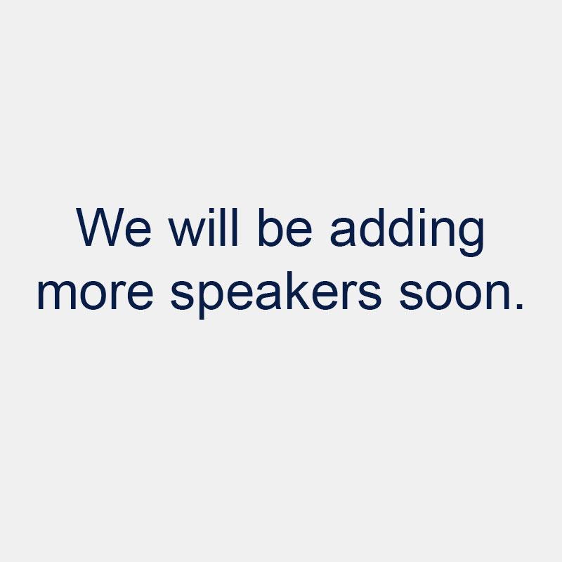 more-speakers-soon